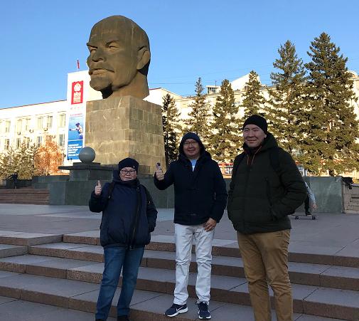 Командировка в г. Улан-Удэ