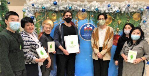Внедрение игровой приставки Planty Go в Центр Нейродегенеративных заболеваний ЯНЦ КМП