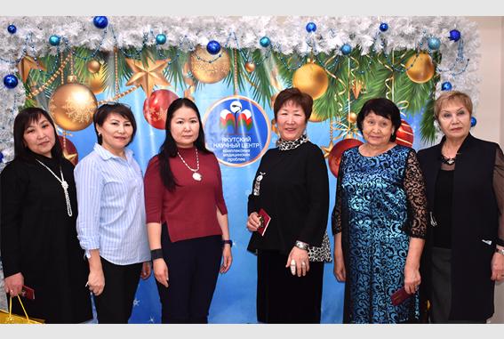 Награждение сотрудников Клиники ЯНЦ КМП
