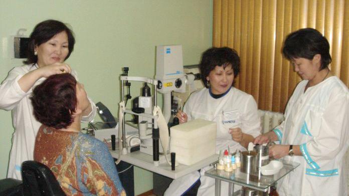 Ученые обнаружили основную причину врожденной катаракты у якутян