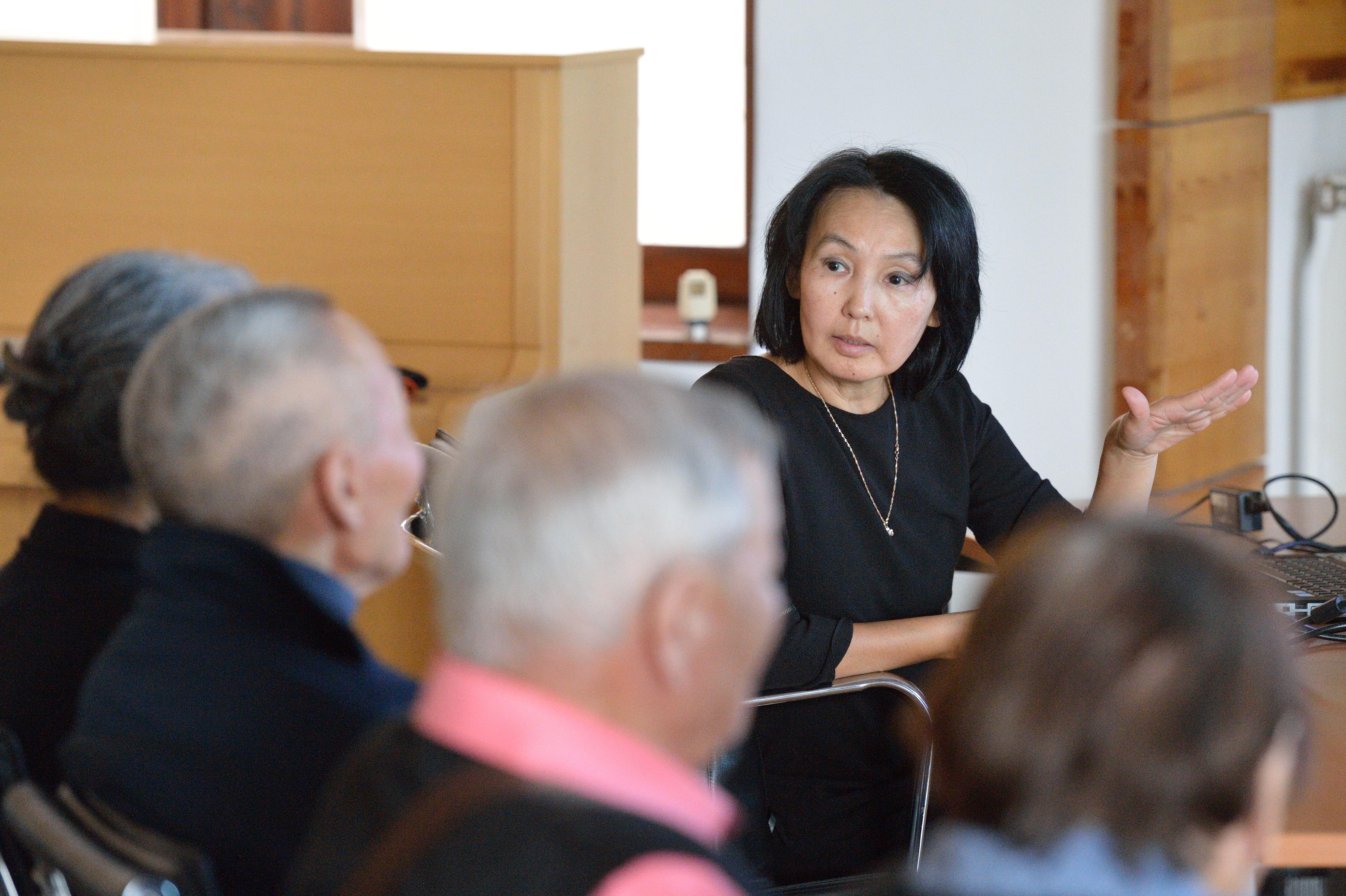06 октября 2018 года в рамках декады «Артериальная гипертензия у пожилых» проведена лекция-презентация, посвященная Международному Дню пожилых людей в г. Якутске